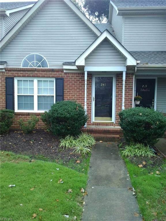 241 N Hill Ln, Chesapeake, VA 23322 (#10361624) :: Avalon Real Estate