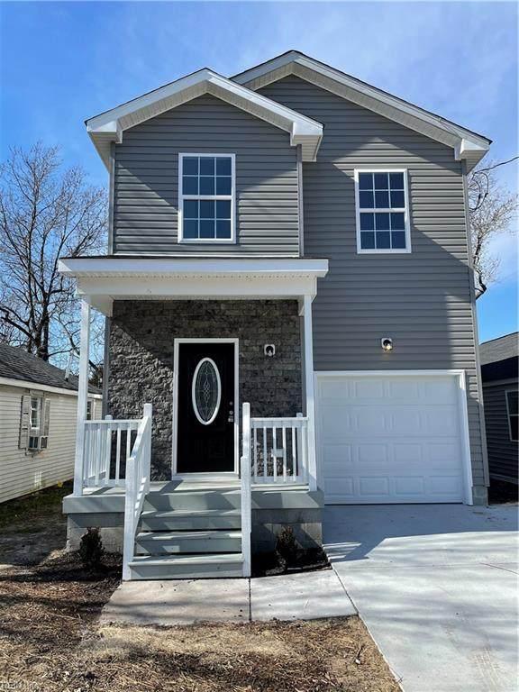 737 Childs Ave, Hampton, VA 23661 (#10361913) :: Berkshire Hathaway HomeServices Towne Realty