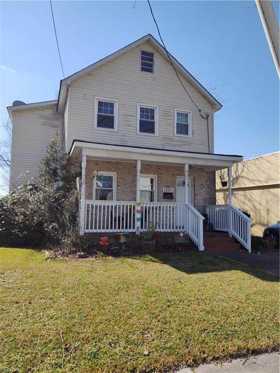 1409 Colon Ave, Norfolk, VA 23523 (#10362120) :: The Bell Tower Real Estate Team