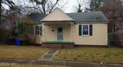 1706 Barron St, Portsmouth, VA 23704 (#10362364) :: Austin James Realty LLC
