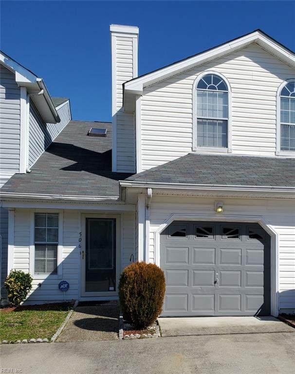 506 Catapult Ct, Suffolk, VA 23434 (#10362476) :: Crescas Real Estate