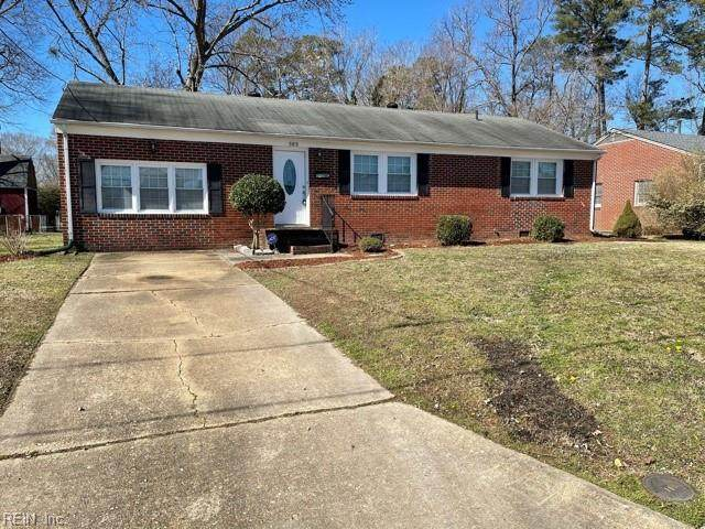 383 Nicewood Dr, Newport News, VA 23602 (MLS #10362785) :: AtCoastal Realty