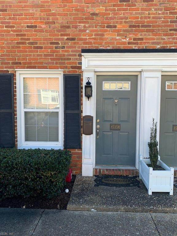 8535 Tidewater Dr M, Norfolk, VA 23503 (MLS #10362825) :: AtCoastal Realty