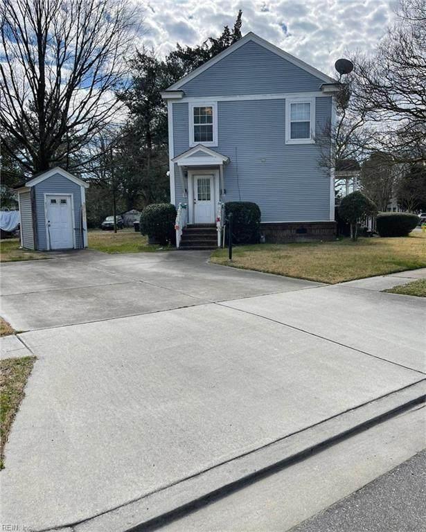 3000 Keller Ave, Norfolk, VA 23509 (#10362861) :: Atkinson Realty