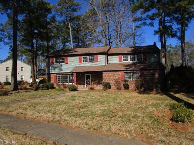 23 Whetstone Dr, Hampton, VA 23666 (#10362889) :: Atlantic Sotheby's International Realty