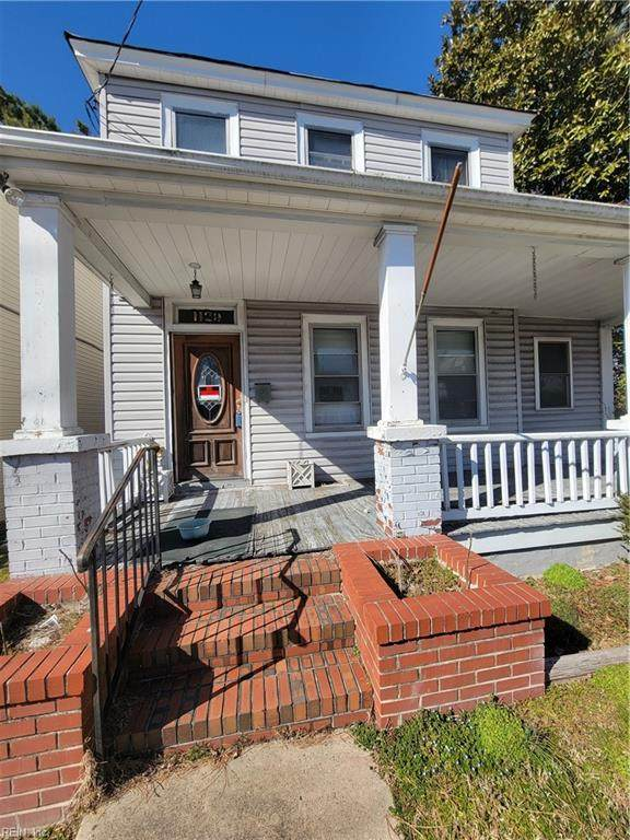 1129 35th St, Newport News, VA 23607 (#10363038) :: Verian Realty
