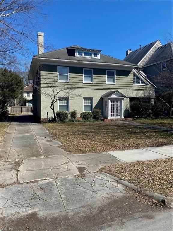 1224 Westover Ave, Norfolk, VA 23507 (#10363130) :: Atlantic Sotheby's International Realty