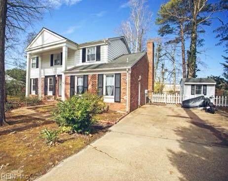 513 Kingston Hall Ct Ct, Hampton, VA 23663 (#10363180) :: Berkshire Hathaway HomeServices Towne Realty