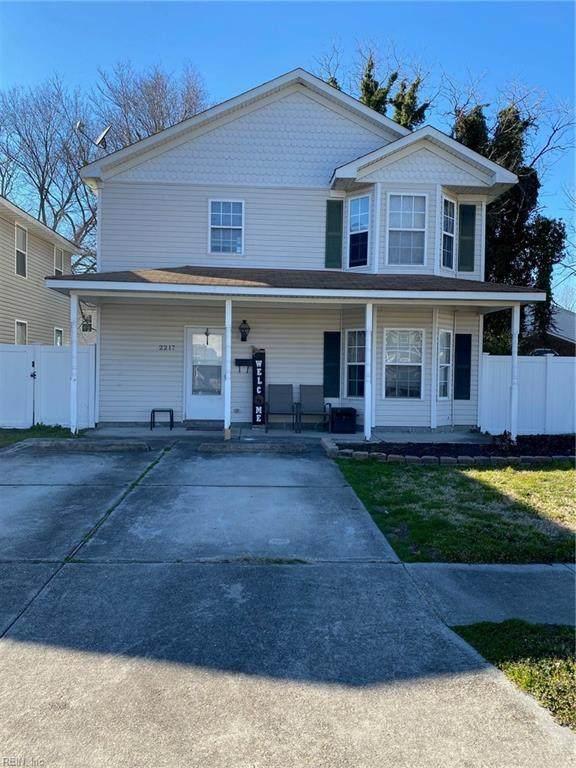 2217 Reservoir Ave, Norfolk, VA 23504 (#10363205) :: Team L'Hoste Real Estate