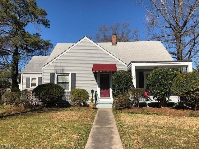 522 Burleigh Ave, Norfolk, VA 23505 (#10363237) :: The Bell Tower Real Estate Team