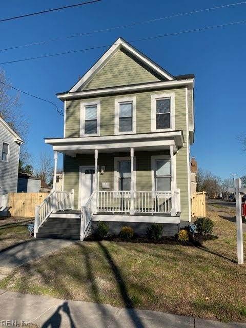 1631 Prentis Ave, Portsmouth, VA 23704 (#10363378) :: Atlantic Sotheby's International Realty