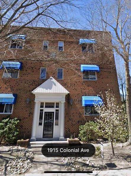 1915 Colonial Ave #5, Norfolk, VA 23517 (#10363733) :: Berkshire Hathaway HomeServices Towne Realty