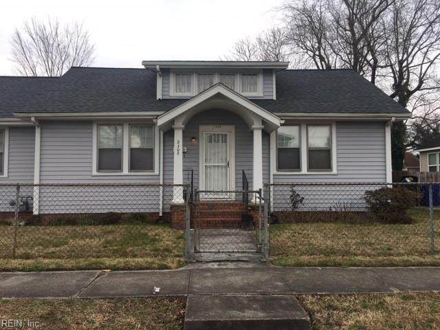 2305 Des Moines Ave, Portsmouth, VA 23704 (#10363830) :: Berkshire Hathaway HomeServices Towne Realty