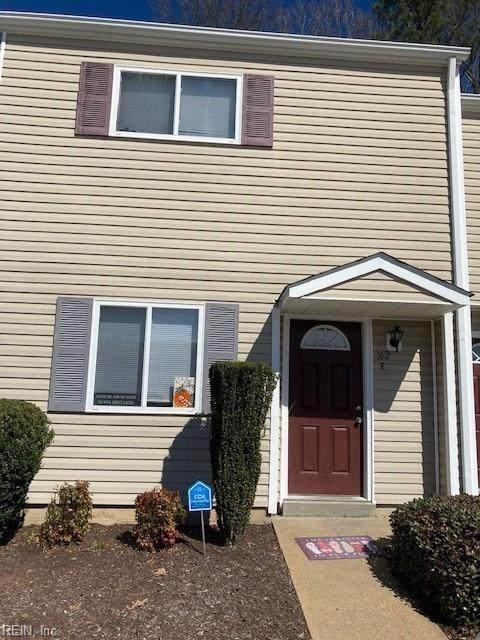 162 Delmar Ln B, Newport News, VA 23608 (#10364037) :: Berkshire Hathaway HomeServices Towne Realty