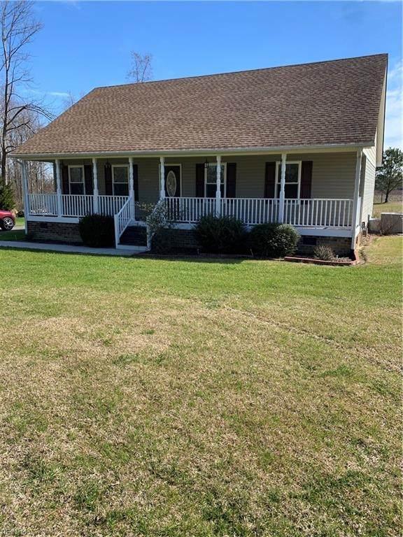 15441 Corinth Rd, Southampton County, VA 23866 (#10364116) :: Abbitt Realty Co.