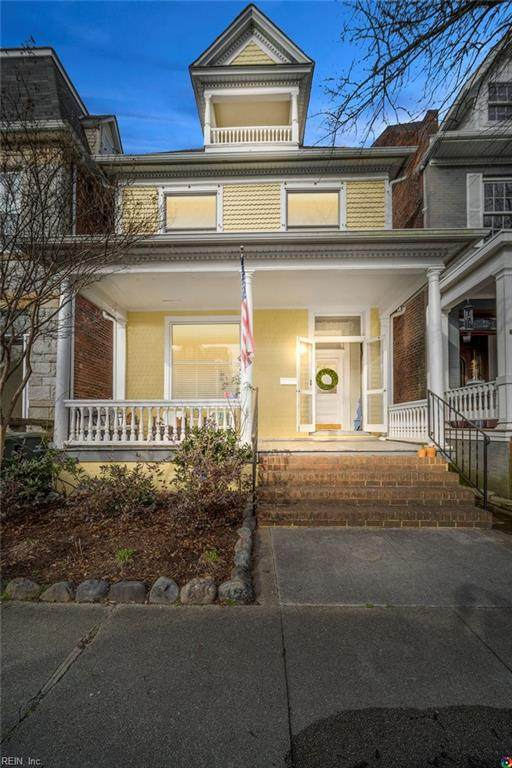 338 Fairfax Ave, Norfolk, VA 23507 (#10364157) :: The Kris Weaver Real Estate Team
