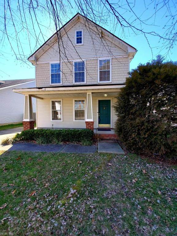 383 Tyler Ave, Newport News, VA 23601 (#10364426) :: Berkshire Hathaway HomeServices Towne Realty