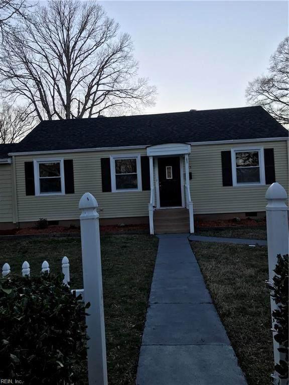 425 Colonial Ave, Hampton, VA 23661 (#10364869) :: Crescas Real Estate