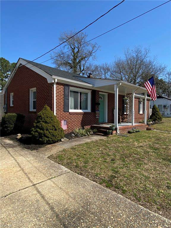 4806 Vick St, Portsmouth, VA 23701 (#10365065) :: Berkshire Hathaway HomeServices Towne Realty