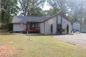 46 W Cove View Dr, Mathews County, VA 23109 (MLS #10365225) :: AtCoastal Realty