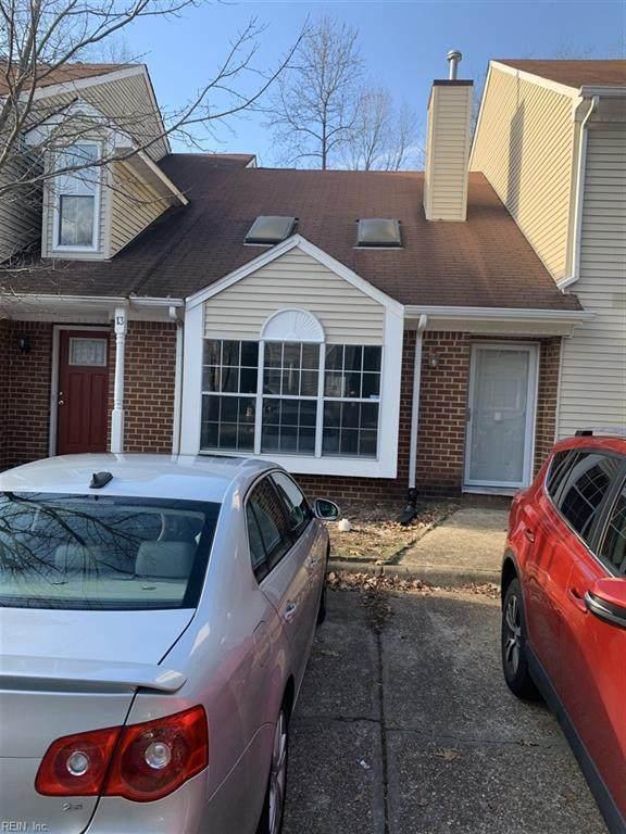 15 Evergreen Pl, Hampton, VA 23666 (#10365247) :: Berkshire Hathaway HomeServices Towne Realty
