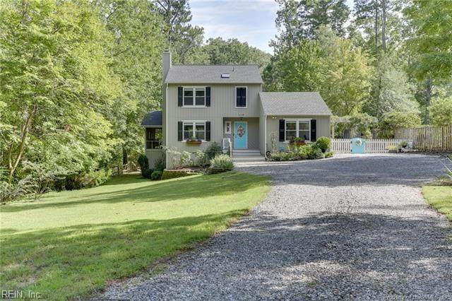 110 Pasbehegh Dr, James City County, VA 23185 (#10365303) :: Atlantic Sotheby's International Realty