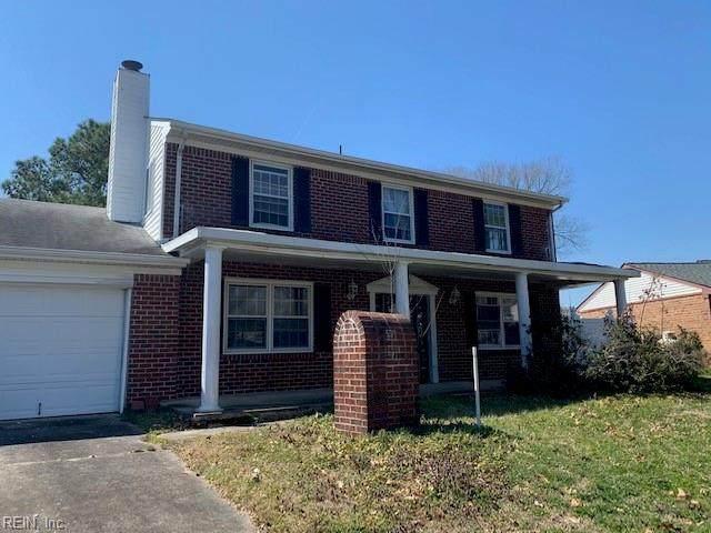 537 Pine Hill Rd, Virginia Beach, VA 23452 (#10365398) :: Berkshire Hathaway HomeServices Towne Realty