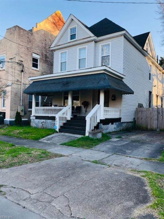 307 W 32nd St, Norfolk, VA 23508 (#10365483) :: The Bell Tower Real Estate Team