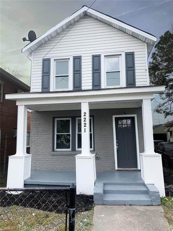2221 Courtney Ave, Norfolk, VA 23504 (#10365626) :: Team L'Hoste Real Estate