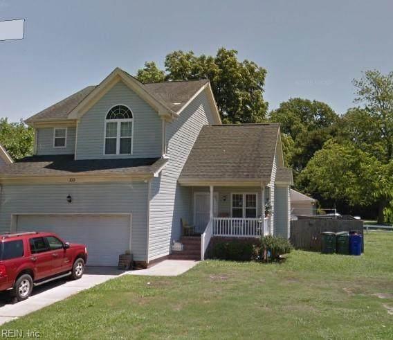 100 Glenrock Rd, Norfolk, VA 23502 (#10365745) :: The Bell Tower Real Estate Team