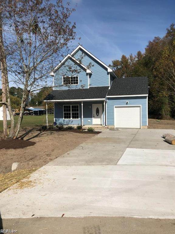423 Wellons St, Suffolk, VA 23434 (#10366628) :: Verian Realty