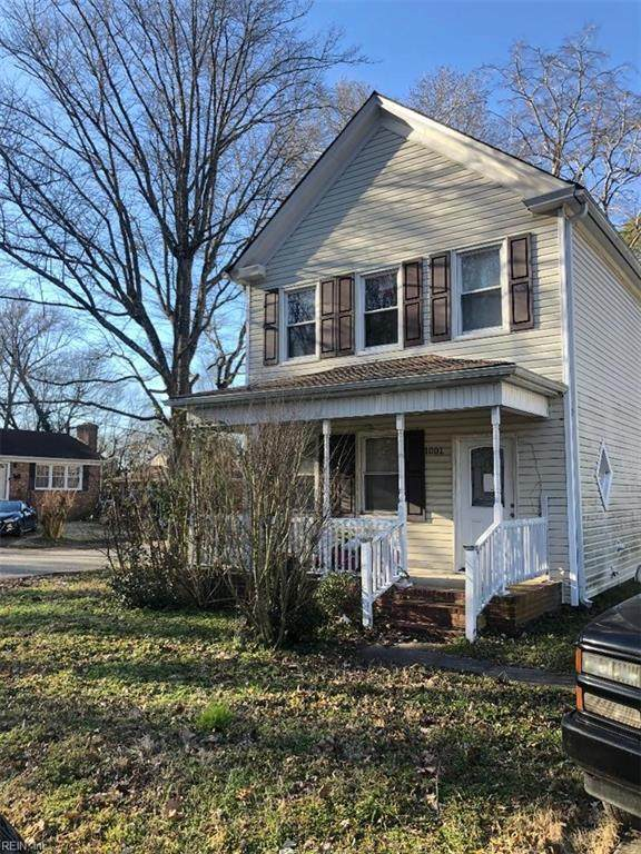 1001 New St, Hampton, VA 23661 (#10366675) :: Berkshire Hathaway HomeServices Towne Realty