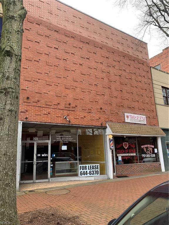 323 High St, Portsmouth, VA 23704 (#10366876) :: Rocket Real Estate