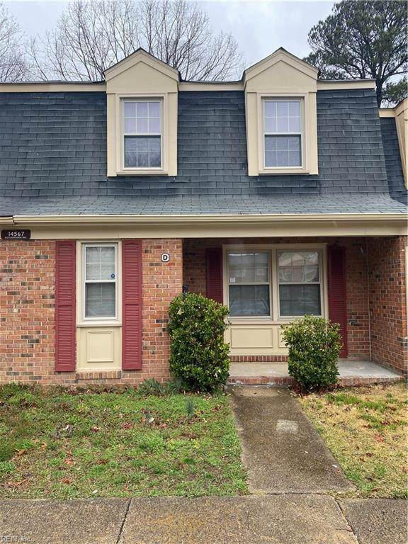 14567 Old Courthouse Way D, Newport News, VA 23608 (#10366947) :: Berkshire Hathaway HomeServices Towne Realty