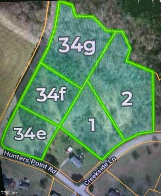 5 Lots Storys Station Rd, Southampton County, VA 23837 (#10367183) :: The Bell Tower Real Estate Team