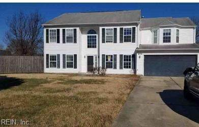 2770 Butternut Dr, Hampton, VA 23666 (#10367396) :: Berkshire Hathaway HomeServices Towne Realty