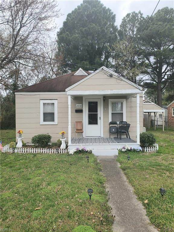 2808 Magnolia St, Portsmouth, VA 23704 (#10367470) :: The Bell Tower Real Estate Team