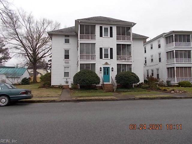 403 W Fourth Ave, Franklin, VA 23851 (#10368661) :: Verian Realty