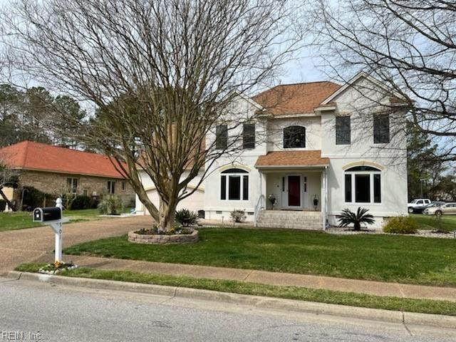 301 Woodburn Dr, Hampton, VA 23664 (MLS #10368782) :: AtCoastal Realty