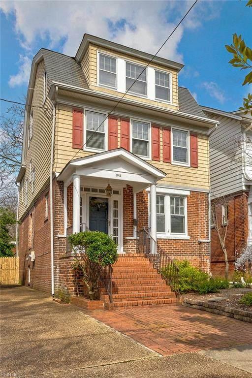 1012 Graydon Ave, Norfolk, VA 23507 (#10368792) :: The Bell Tower Real Estate Team