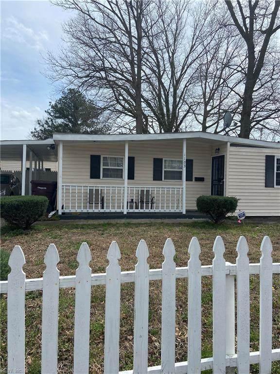 1103 Bethel Rd, Chesapeake, VA 23324 (#10368925) :: Atlantic Sotheby's International Realty