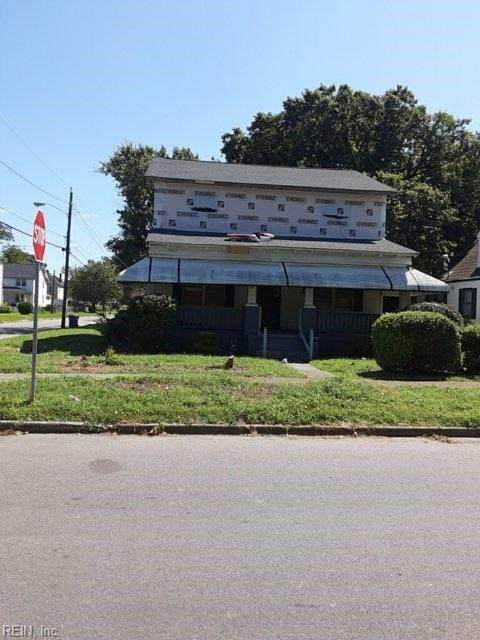 1501 Lansing Ave, Portsmouth, VA 23704 (#10368998) :: Rocket Real Estate