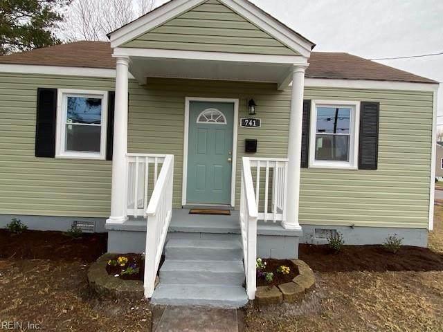741 Bancker Rd, Norfolk, VA 23518 (#10369086) :: Atlantic Sotheby's International Realty