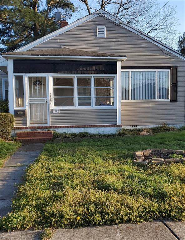 3209 Knox St, Portsmouth, VA 23707 (#10369289) :: The Bell Tower Real Estate Team