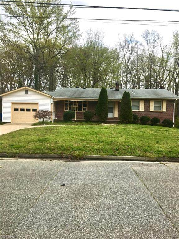 32 Garfield Dr, Newport News, VA 23608 (#10369413) :: RE/MAX Central Realty