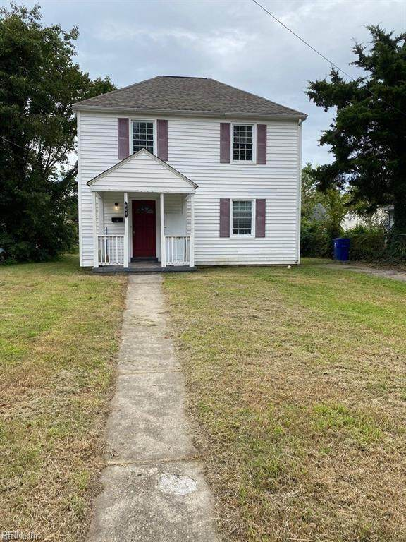 942 20th St, Newport News, VA 23607 (#10369447) :: Berkshire Hathaway HomeServices Towne Realty