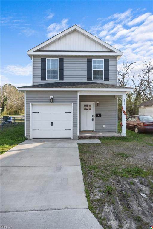 321 Hunter St, Suffolk, VA 23434 (#10369552) :: Abbitt Realty Co.
