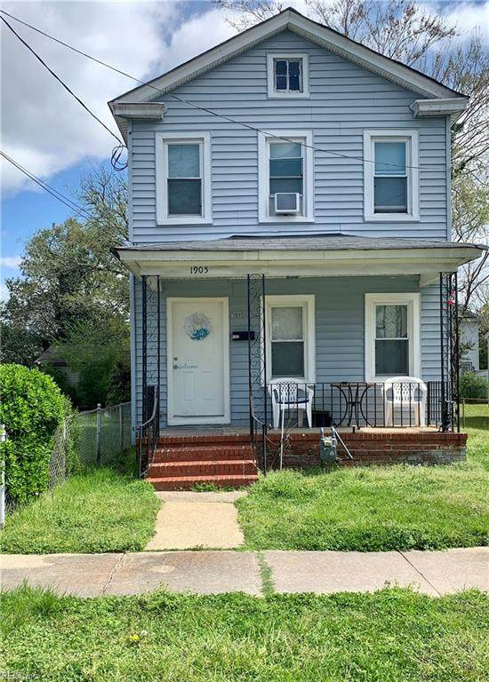 1905 Lansing Ave, Portsmouth, VA 23704 (#10369988) :: Rocket Real Estate