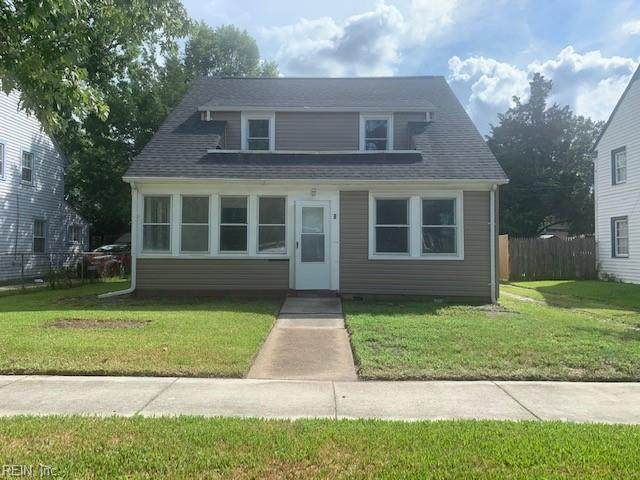 8 Afton Pw, Portsmouth, VA 23702 (#10370015) :: Verian Realty