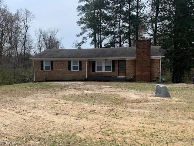 18270 Douglas Dr, Southampton County, VA 23829 (#10370045) :: The Kris Weaver Real Estate Team